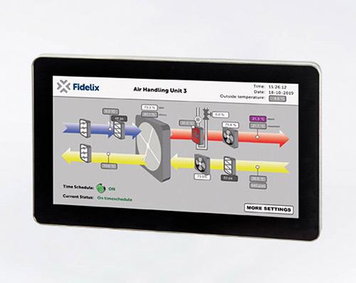 Fidelix FDX Compact Fastighshetenautomation